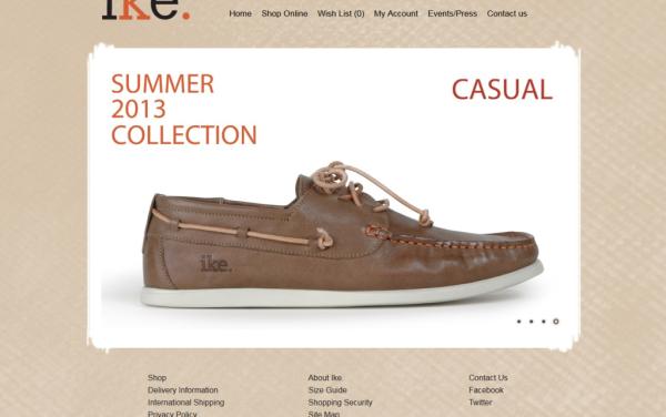 Ike Footwear