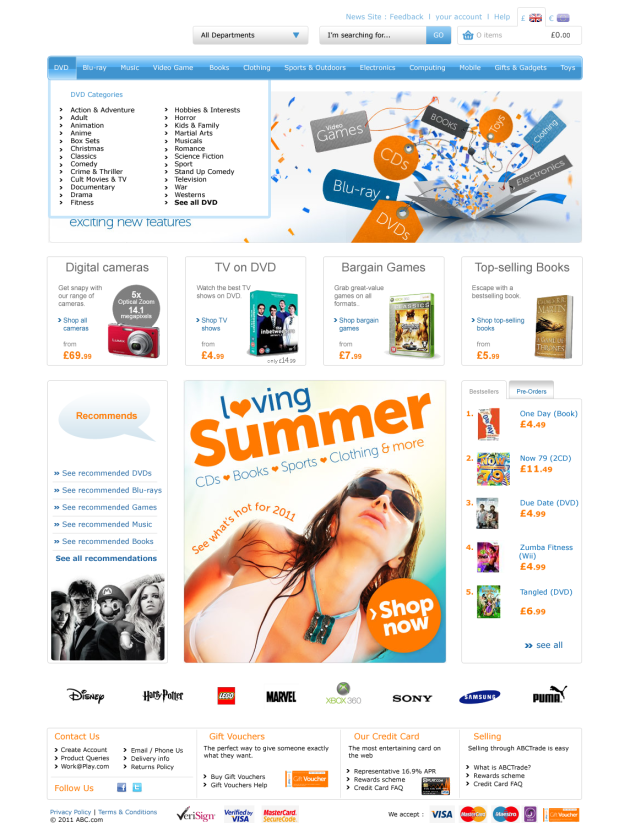 Gadget Online Shop