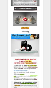Music Promoters Vault