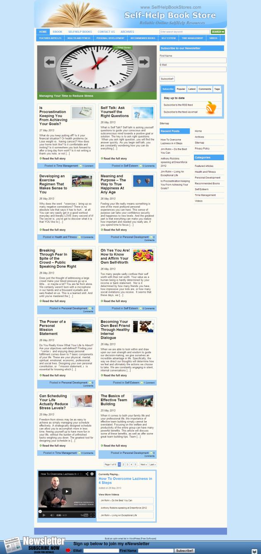 Selfhelp Bookstore Blog